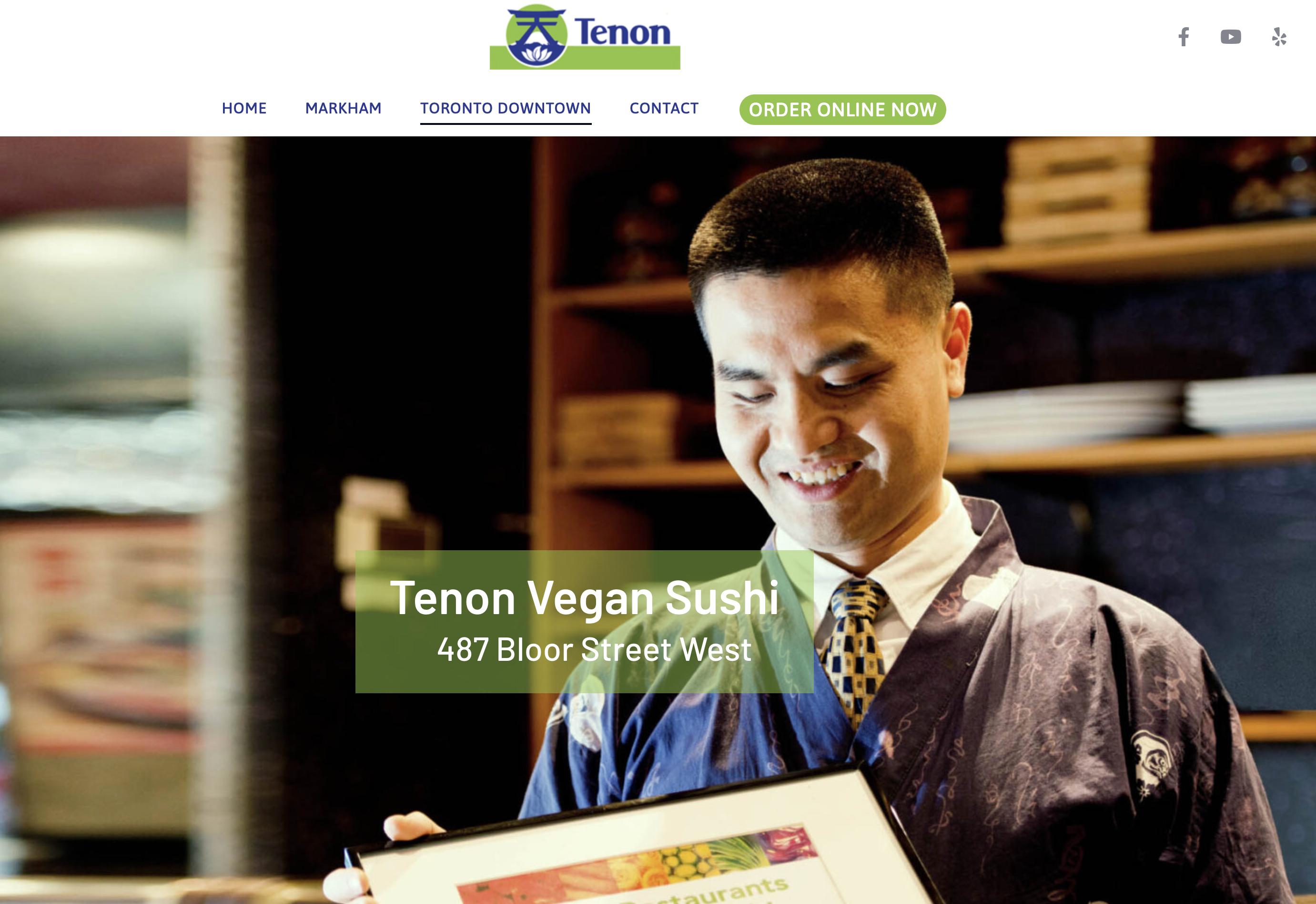 tenon